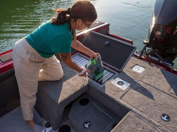 2020 Tracker Boats boat for sale, model of the boat is Targa™ V-19 Combo & Image # 36 of 66