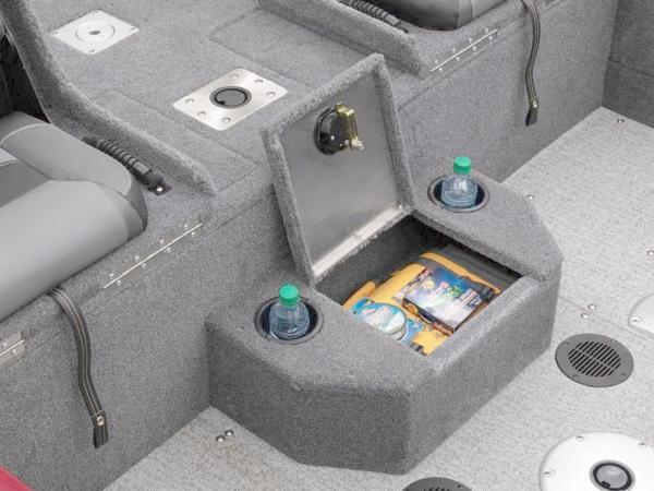 2020 Tracker Boats boat for sale, model of the boat is Targa™ V-19 Combo & Image # 45 of 66