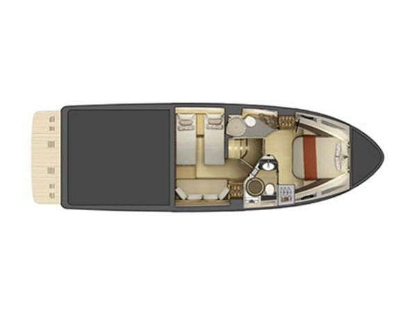 2020 Sea Ray boat for sale, model of the boat is Sundancer 400 & Image # 8 of 26