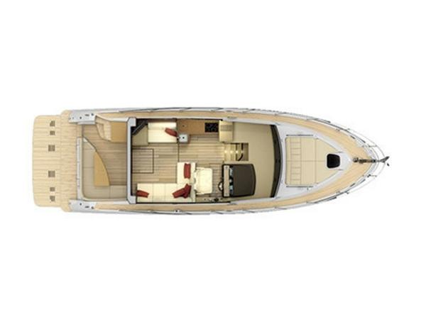 2020 Sea Ray boat for sale, model of the boat is Sundancer 400 & Image # 18 of 26