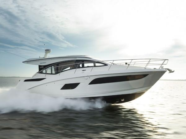 2020 Sea Ray boat for sale, model of the boat is Sundancer 400 & Image # 23 of 26