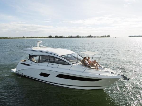 2020 Sea Ray boat for sale, model of the boat is Sundancer 400 & Image # 26 of 26