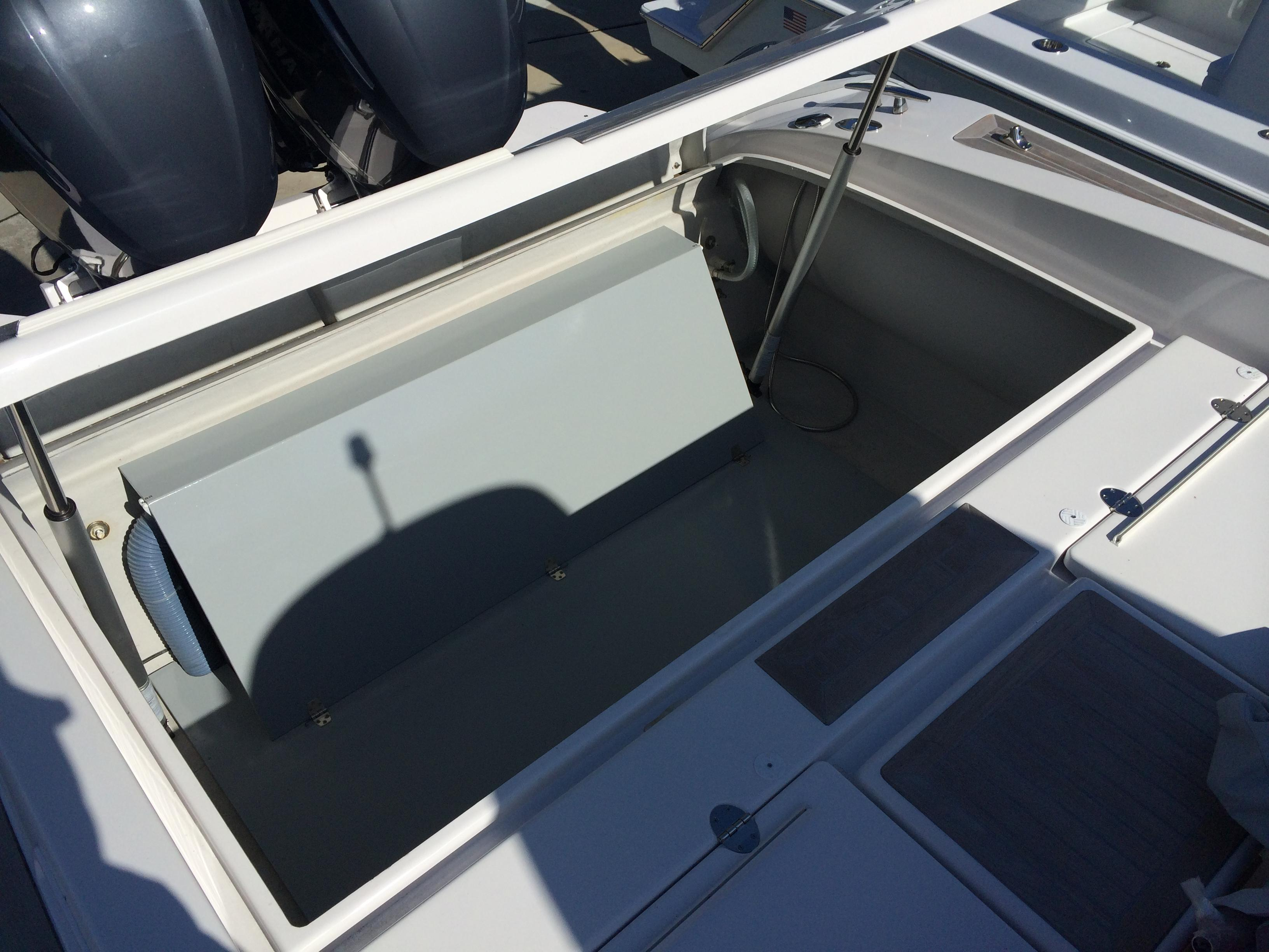 Aft Storage Compartment