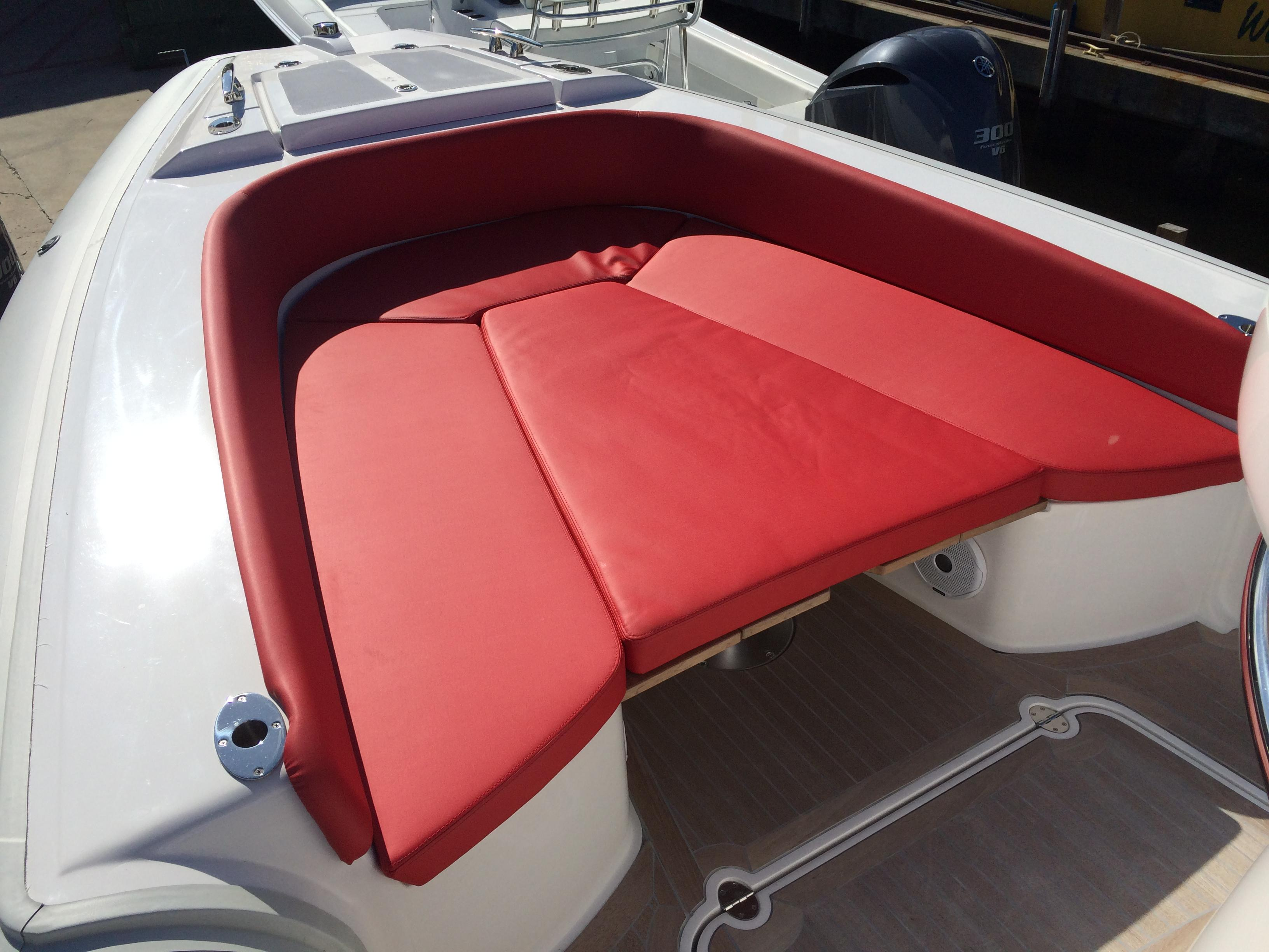 Forward Seating - Sunpad