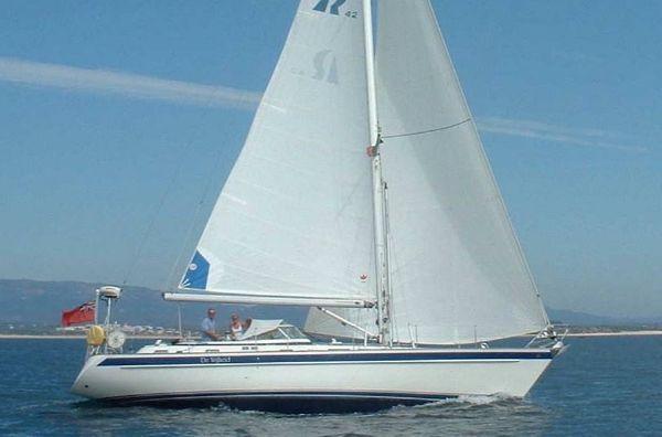 Boat Name: DE VRIJHEID; Year: 2000; Builder: Hallberg-Rassy Varvs AB ...