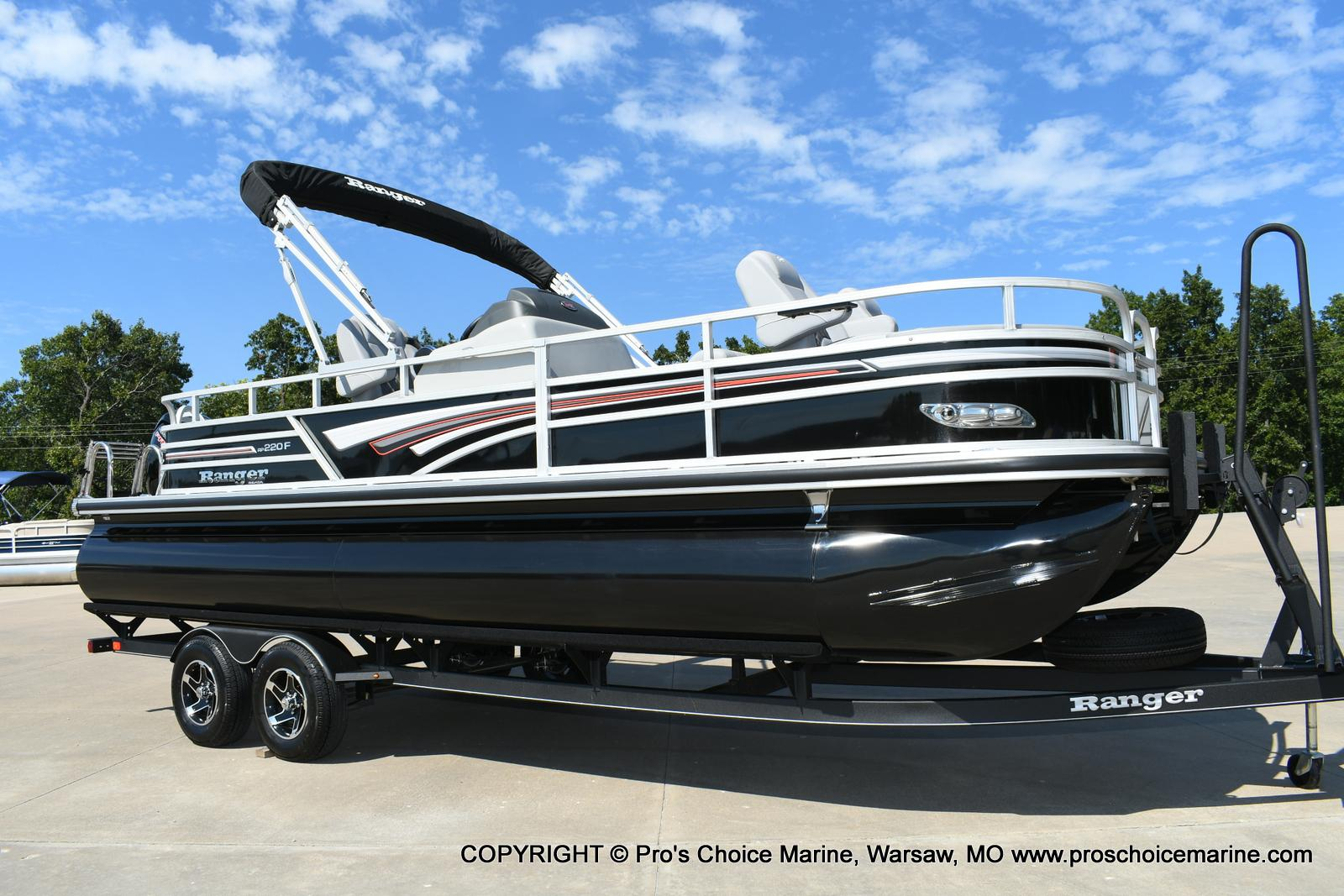 2020 Ranger Boats boat for sale, model of the boat is 220F & Image # 1 of 50