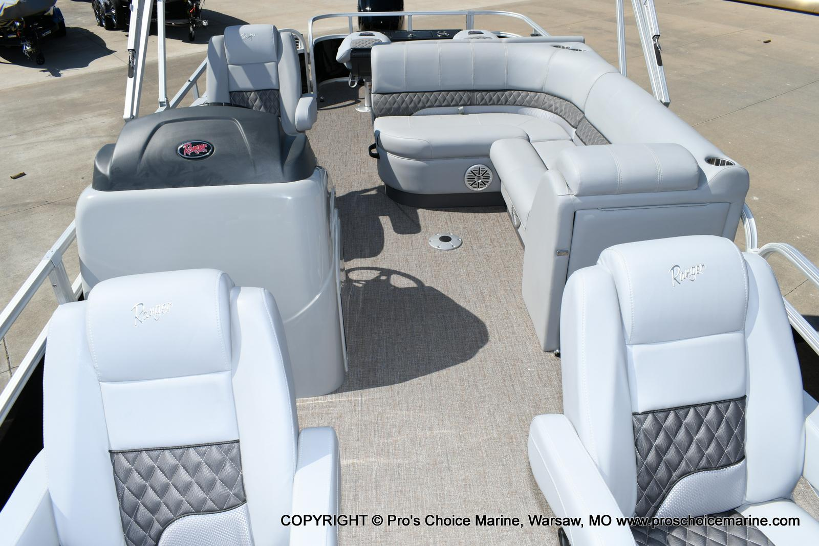 2020 Ranger Boats boat for sale, model of the boat is 220F & Image # 15 of 50