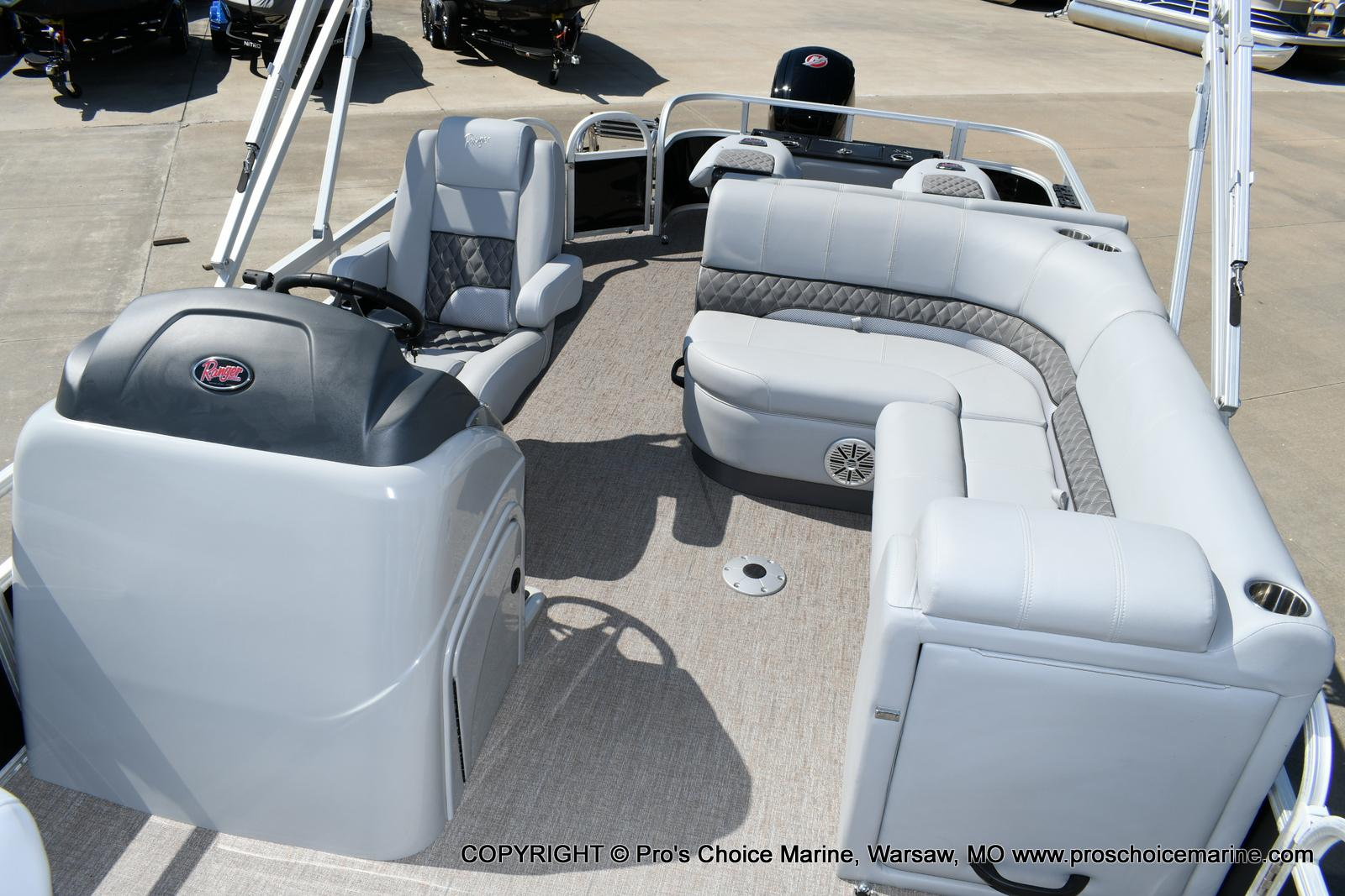 2020 Ranger Boats boat for sale, model of the boat is 220F & Image # 16 of 50