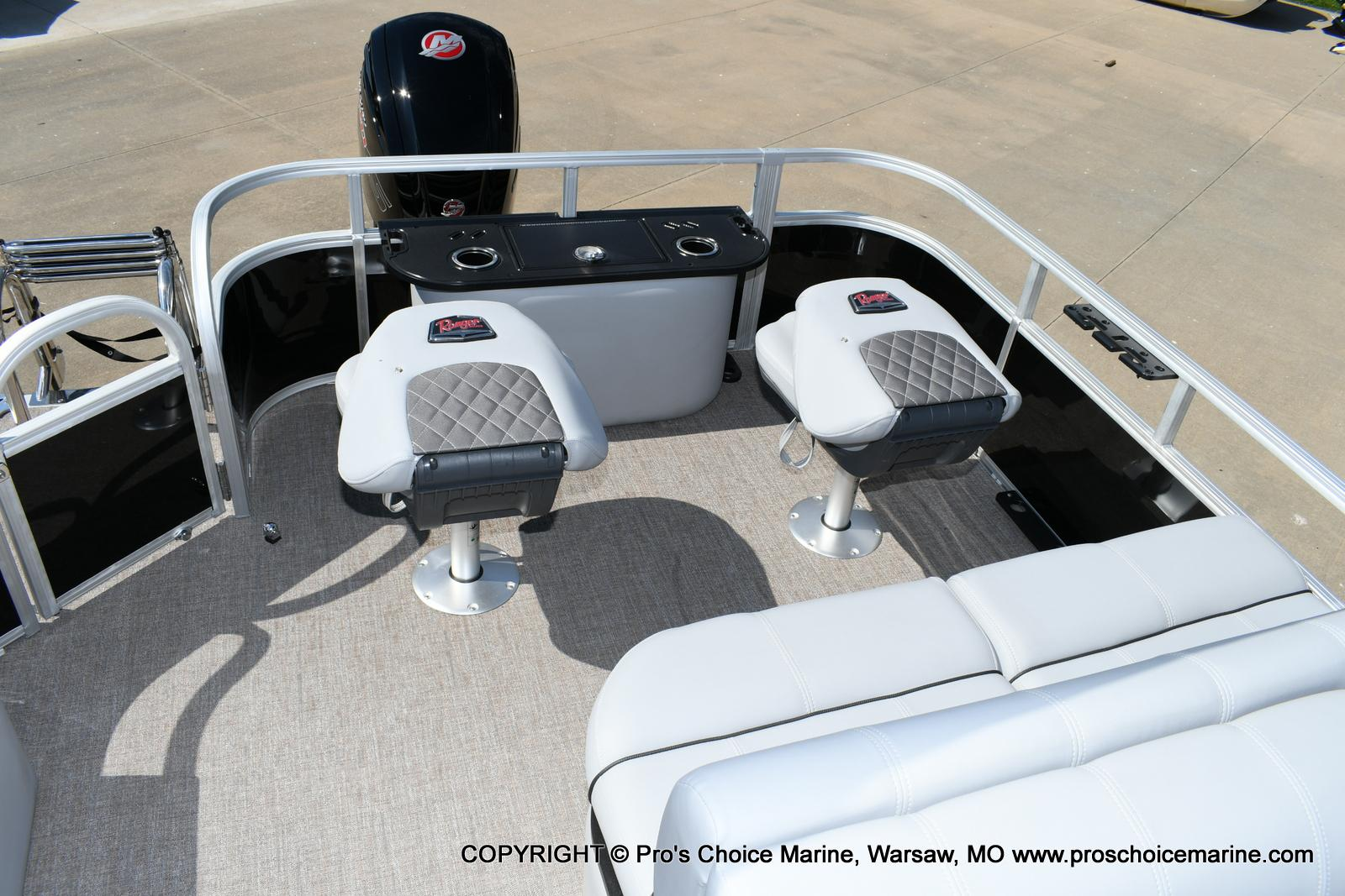 2020 Ranger Boats boat for sale, model of the boat is 220F & Image # 17 of 50