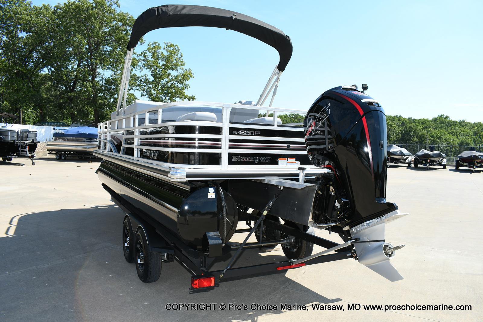 2020 Ranger Boats boat for sale, model of the boat is 220F & Image # 20 of 50