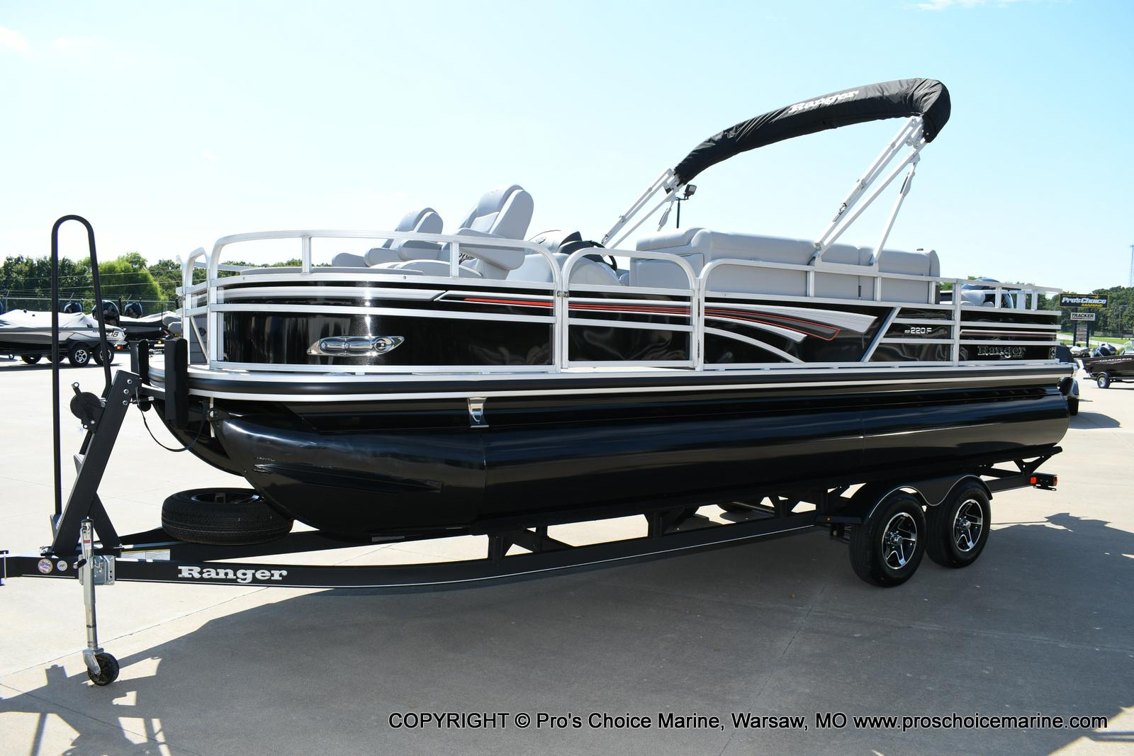2020 Ranger Boats boat for sale, model of the boat is 220F & Image # 21 of 50