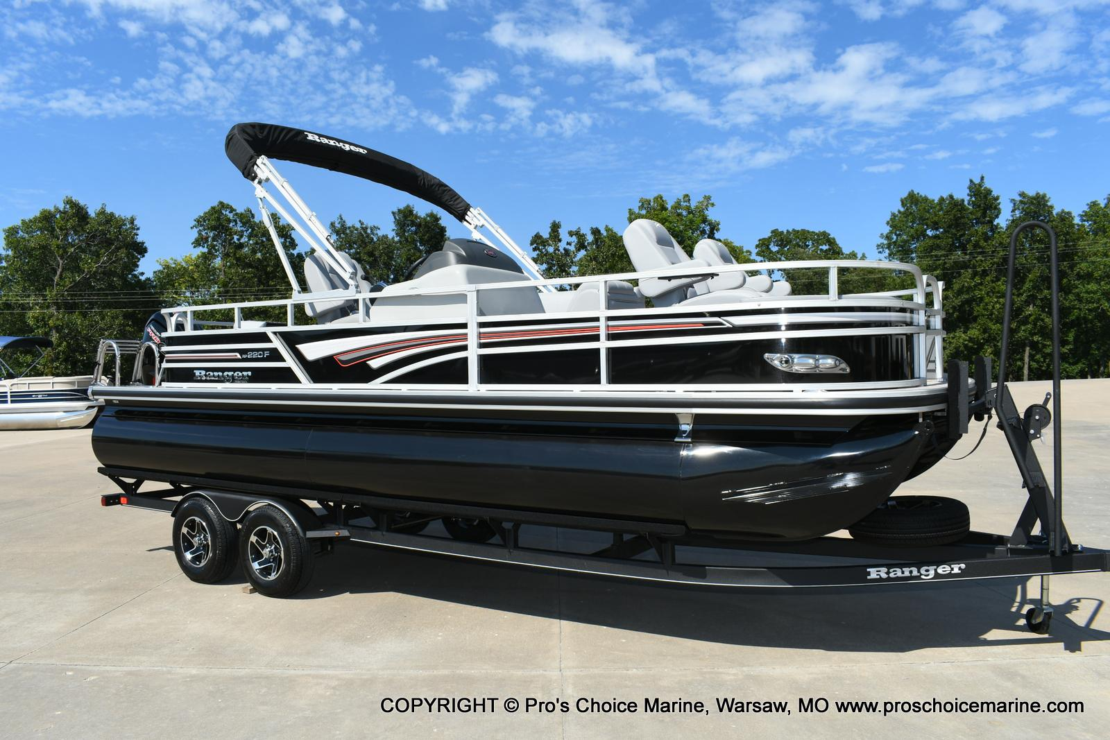 2020 Ranger Boats boat for sale, model of the boat is 220F & Image # 29 of 50