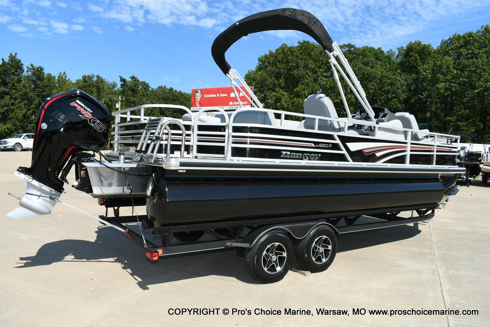 2020 Ranger Boats boat for sale, model of the boat is 220F & Image # 30 of 50