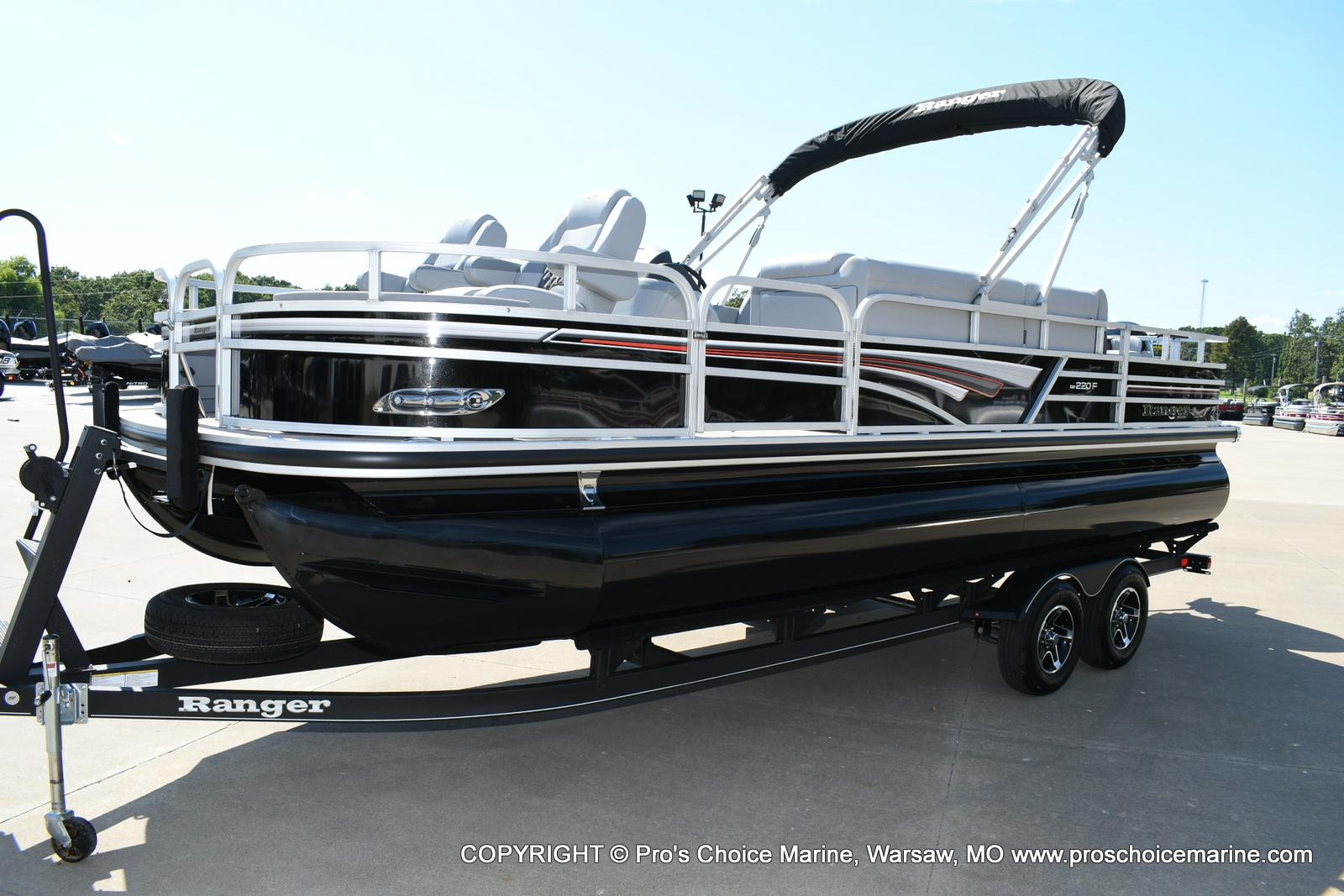 2020 Ranger Boats boat for sale, model of the boat is 220F & Image # 31 of 50
