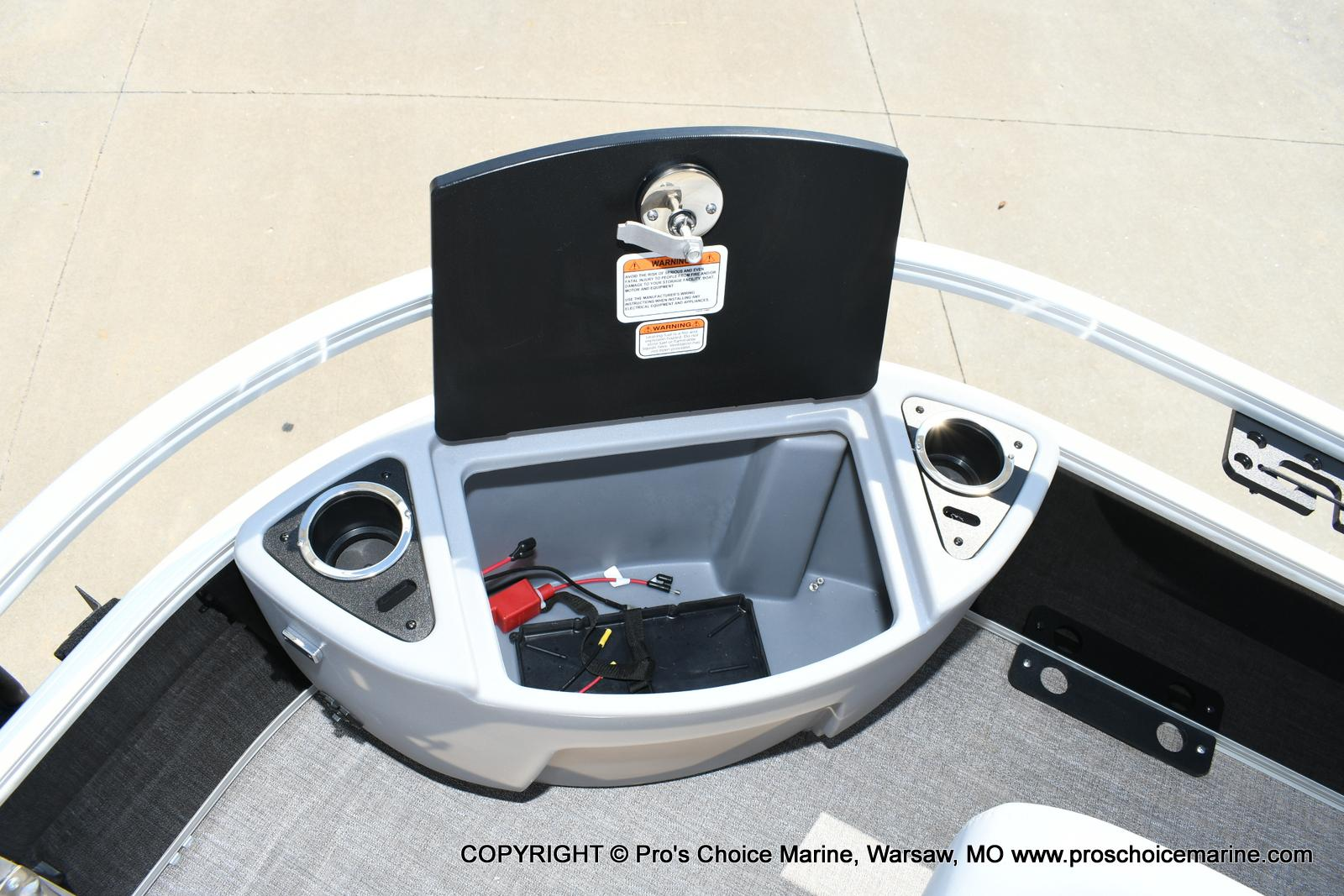 2020 Ranger Boats boat for sale, model of the boat is 220F & Image # 32 of 50