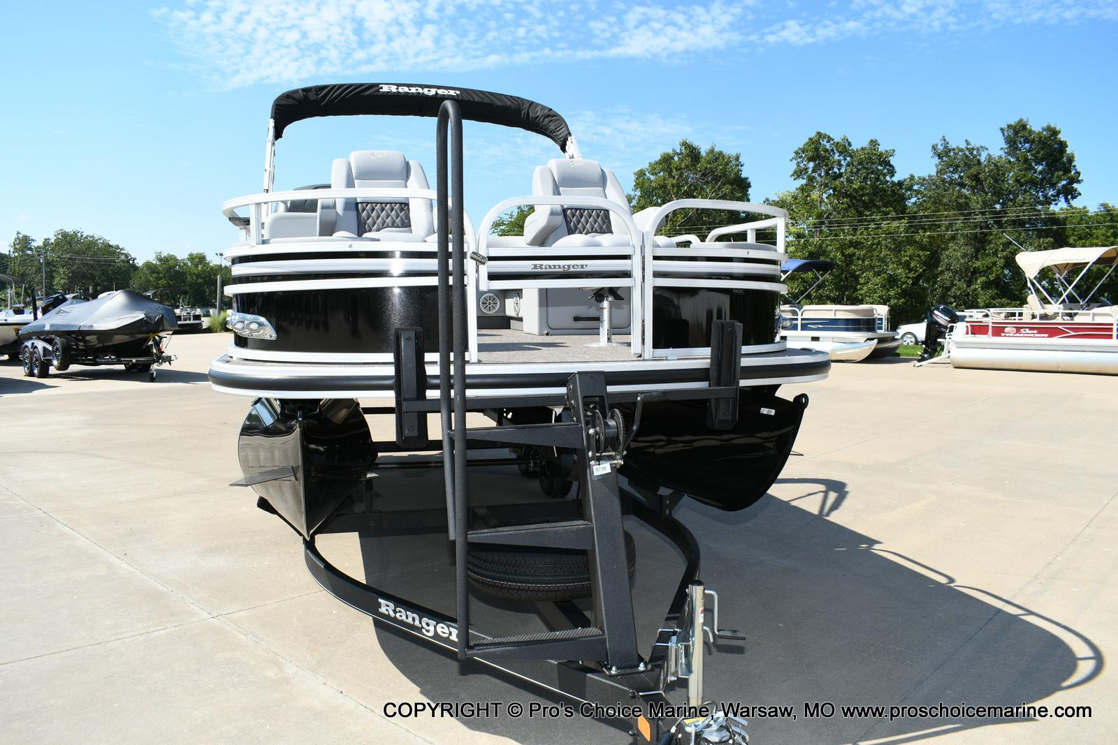 2020 Ranger Boats boat for sale, model of the boat is 220F & Image # 4 of 50