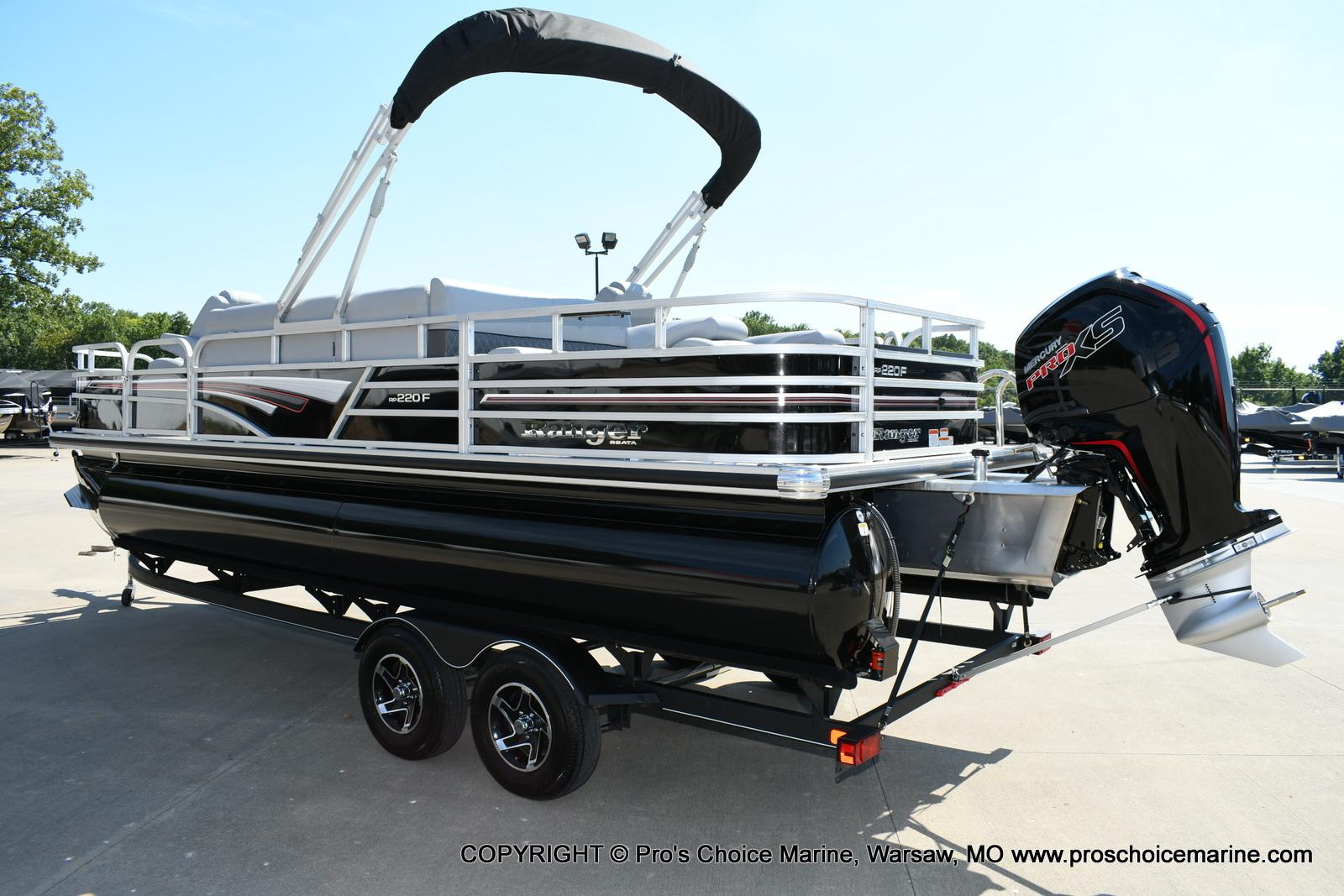 2020 Ranger Boats boat for sale, model of the boat is 220F & Image # 41 of 50