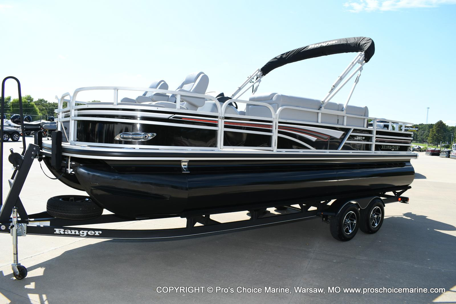 2020 Ranger Boats boat for sale, model of the boat is 220F & Image # 49 of 50