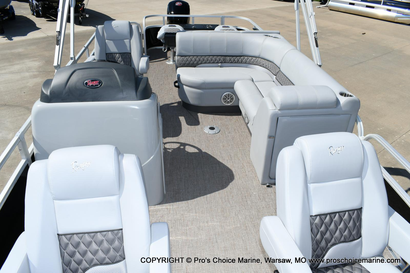 2020 Ranger Boats boat for sale, model of the boat is 220F & Image # 6 of 50