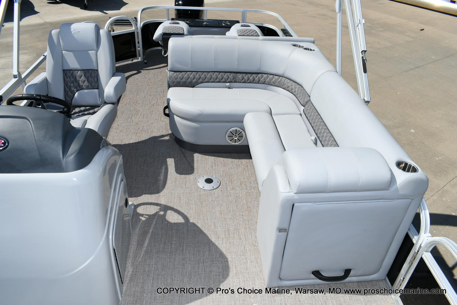 2020 Ranger Boats boat for sale, model of the boat is 220F & Image # 7 of 50