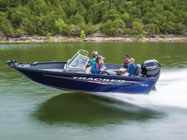 2020 Tracker Boats boat for sale, model of the boat is Pro Guide™ V-175 Combo & Image # 1 of 54