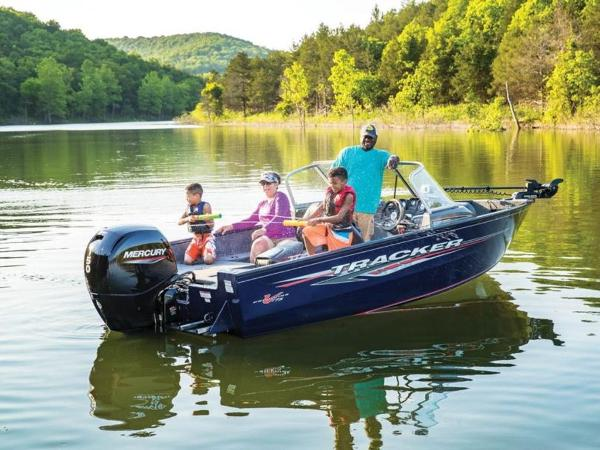 2020 Tracker Boats boat for sale, model of the boat is Pro Guide™ V-175 Combo & Image # 4 of 54