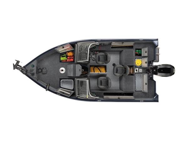 2020 Tracker Boats boat for sale, model of the boat is Pro Guide™ V-175 Combo & Image # 17 of 54