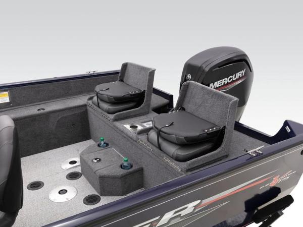 2020 Tracker Boats boat for sale, model of the boat is Pro Guide™ V-175 Combo & Image # 42 of 54