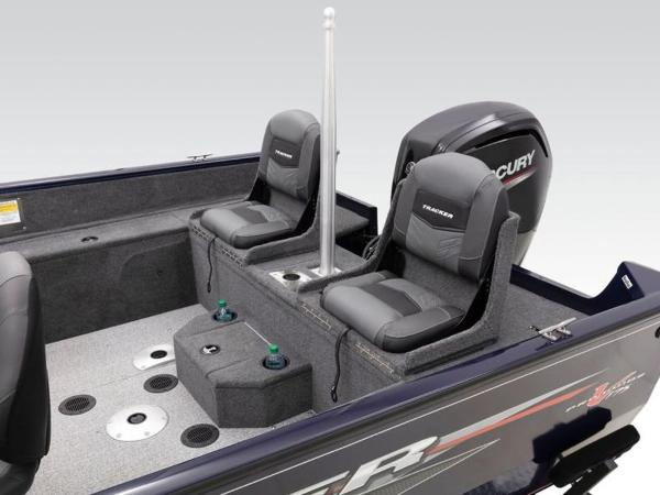 2020 Tracker Boats boat for sale, model of the boat is Pro Guide™ V-175 Combo & Image # 54 of 54