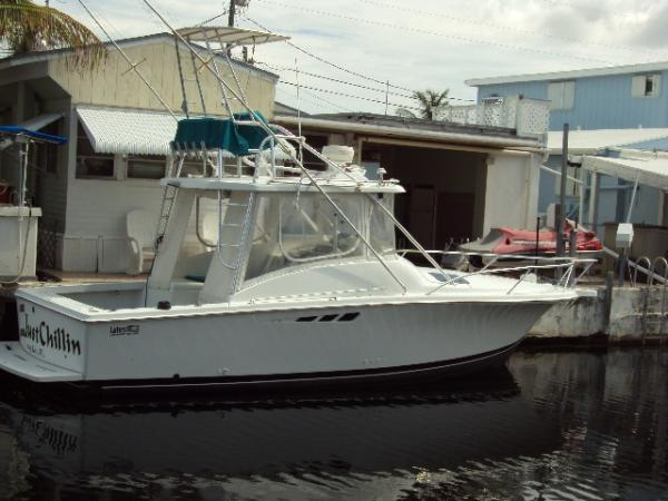 29' Luhrs 290 Open Tournament Express