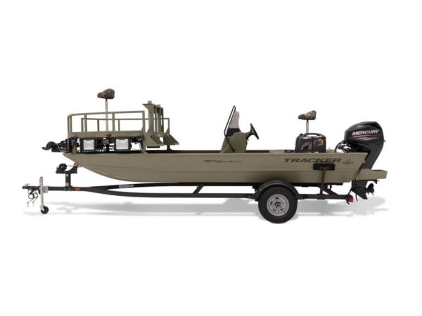 2020 Tracker Boats boat for sale, model of the boat is GRIZZLY® 1860 CC Sportsman & Image # 8 of 37