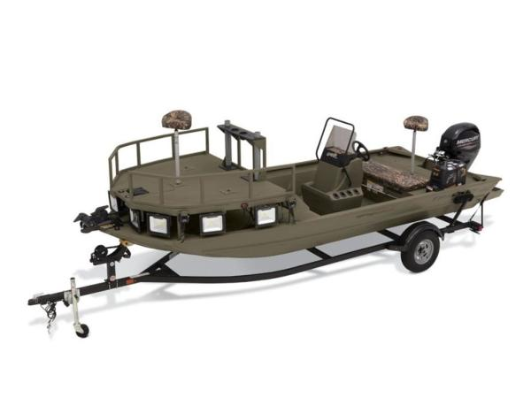 2020 Tracker Boats boat for sale, model of the boat is GRIZZLY® 1860 CC Sportsman & Image # 15 of 37