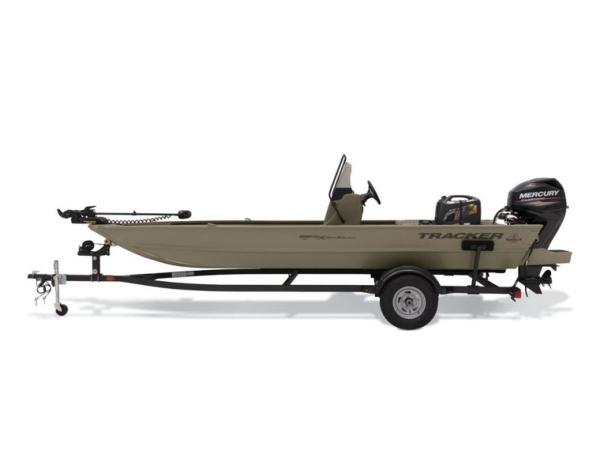 2020 Tracker Boats boat for sale, model of the boat is GRIZZLY® 1860 CC Sportsman & Image # 16 of 37