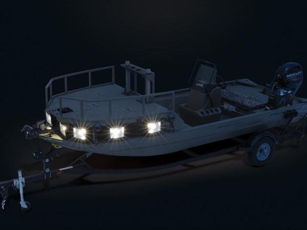 2020 Tracker Boats boat for sale, model of the boat is GRIZZLY® 1860 CC Sportsman & Image # 18 of 37
