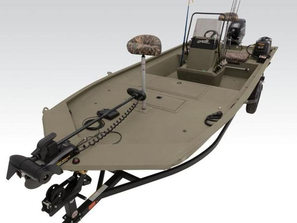 2020 Tracker Boats boat for sale, model of the boat is GRIZZLY® 1860 CC Sportsman & Image # 19 of 37