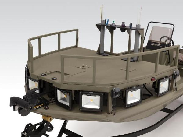 2020 Tracker Boats boat for sale, model of the boat is GRIZZLY® 1860 CC Sportsman & Image # 20 of 37