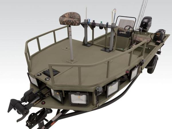 2020 Tracker Boats boat for sale, model of the boat is GRIZZLY® 1860 CC Sportsman & Image # 22 of 37