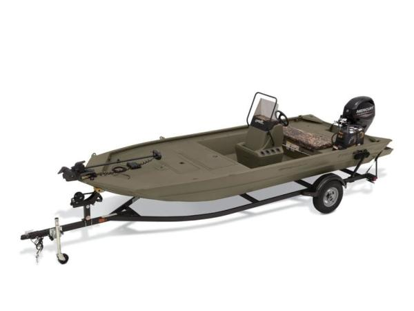 2020 Tracker Boats boat for sale, model of the boat is GRIZZLY® 1860 CC Sportsman & Image # 23 of 37