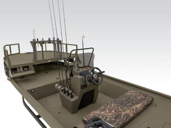 2020 Tracker Boats boat for sale, model of the boat is GRIZZLY® 1860 CC Sportsman & Image # 33 of 37