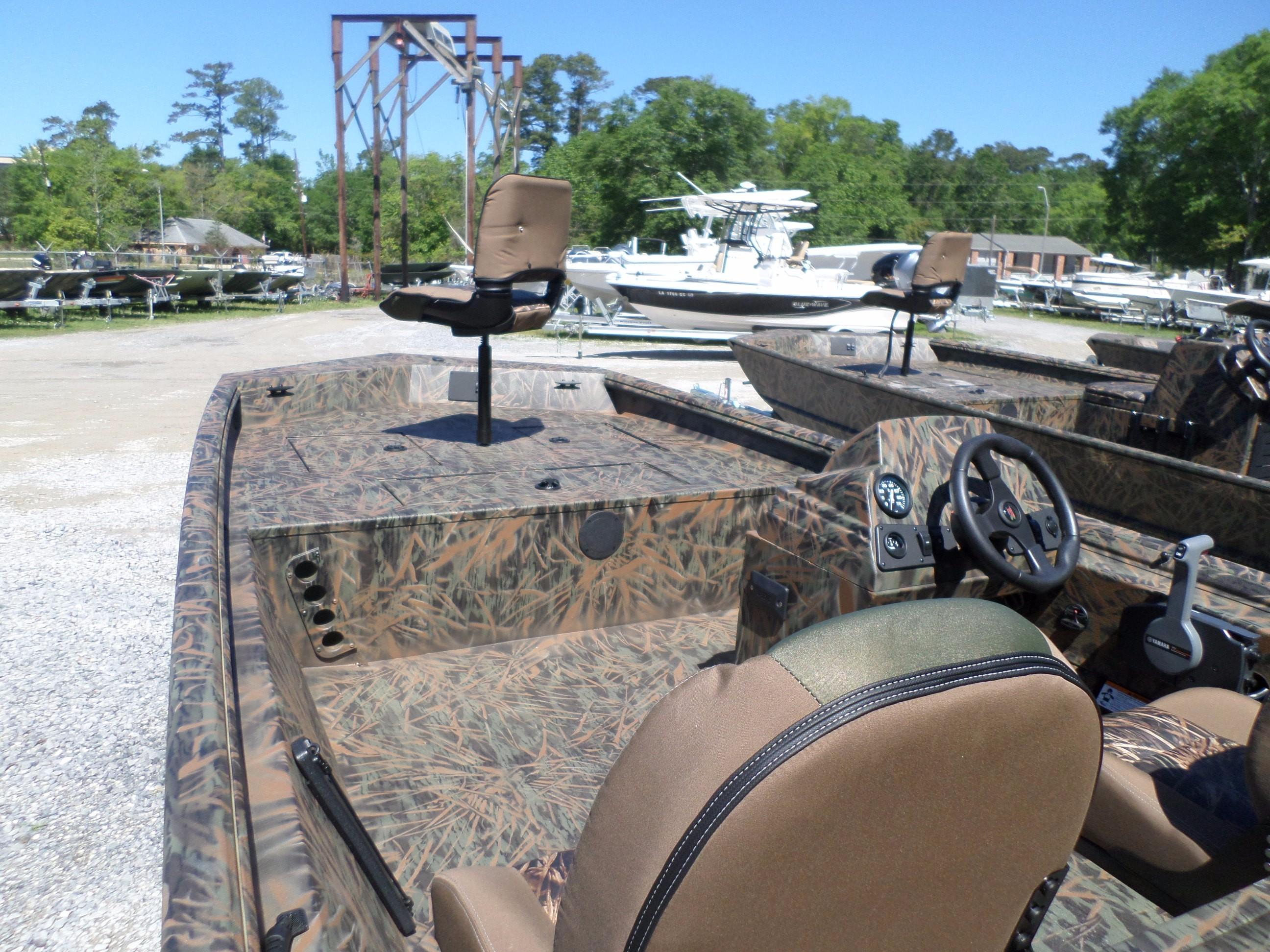 New  2018 17.5' Ranger 1760 MPV Aluminum Fish Boat in Slidell, Louisiana
