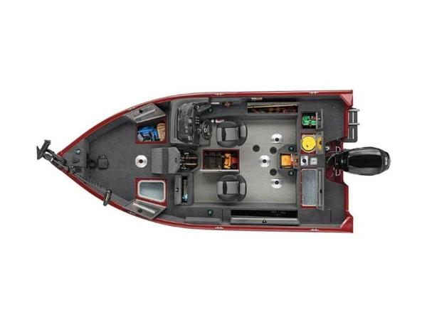 2020 Tracker Boats boat for sale, model of the boat is Pro Guide™ V-175 SC & Image # 4 of 52