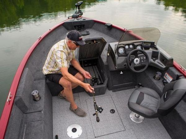 2020 Tracker Boats boat for sale, model of the boat is Pro Guide™ V-175 SC & Image # 18 of 52