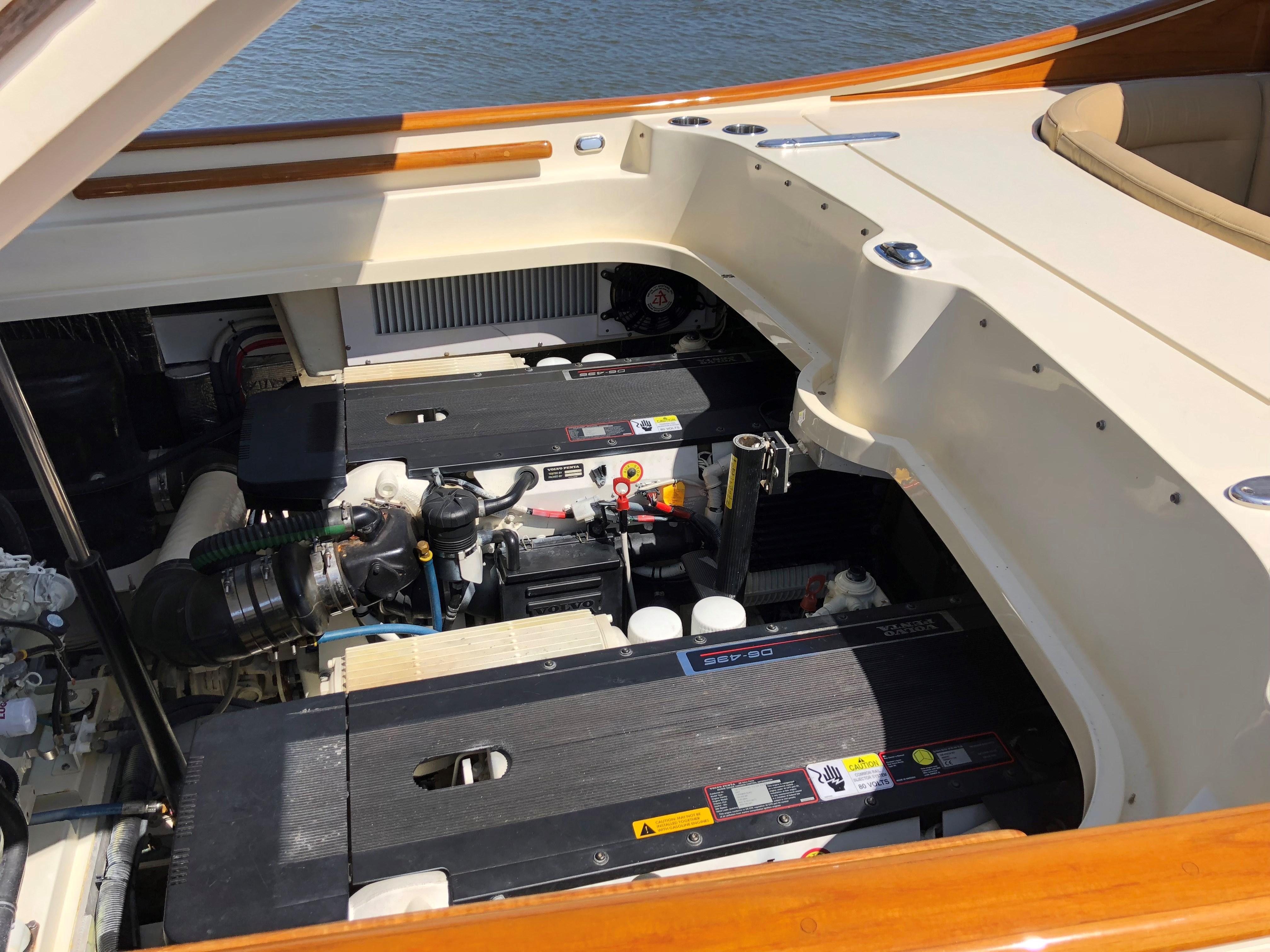 Engine area