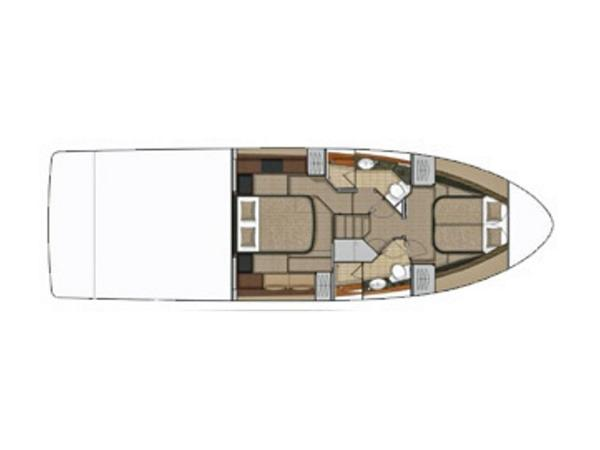 2020 Sea Ray boat for sale, model of the boat is Sundancer 460 & Image # 5 of 21