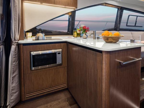 2020 Sea Ray boat for sale, model of the boat is Sundancer 460 & Image # 14 of 21