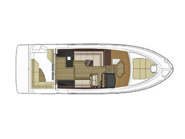 2020 Sea Ray boat for sale, model of the boat is Sundancer 460 & Image # 18 of 21