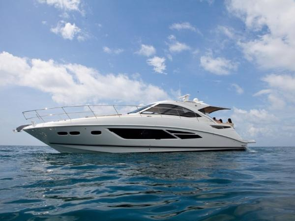 2020 Sea Ray boat for sale, model of the boat is Sundancer 510 & Image # 1 of 18