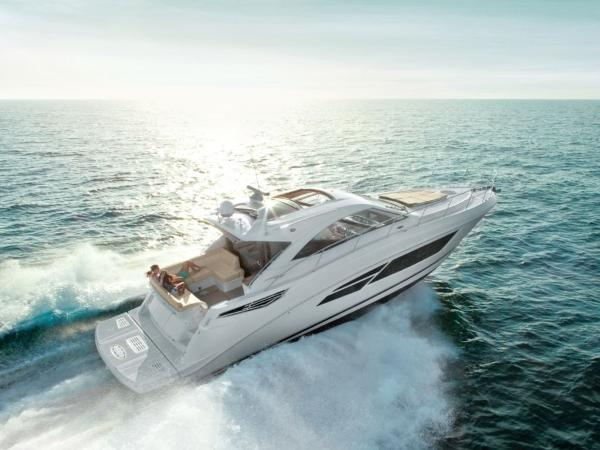 2020 Sea Ray boat for sale, model of the boat is Sundancer 510 & Image # 2 of 18
