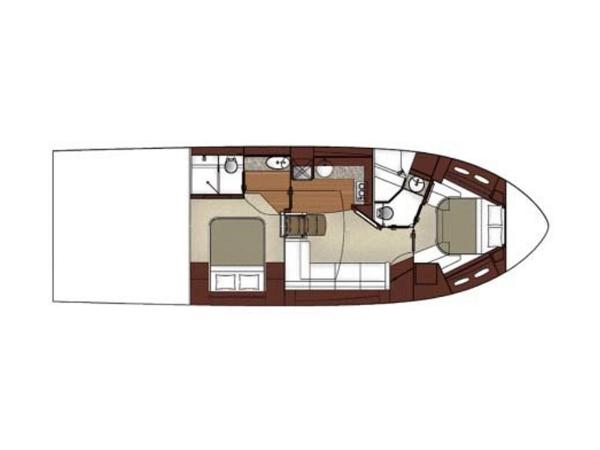2020 Sea Ray boat for sale, model of the boat is Sundancer 510 & Image # 3 of 18