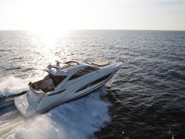 2020 Sea Ray boat for sale, model of the boat is Sundancer 510 & Image # 4 of 18